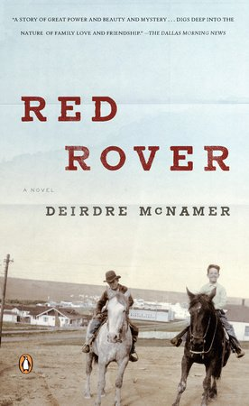 Cover Image for Red Rover