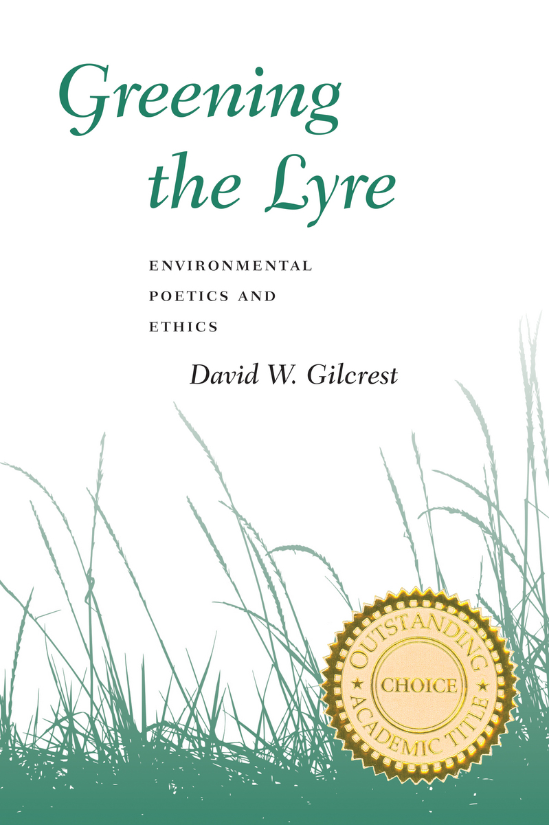Cover Image for Greening the Lyre