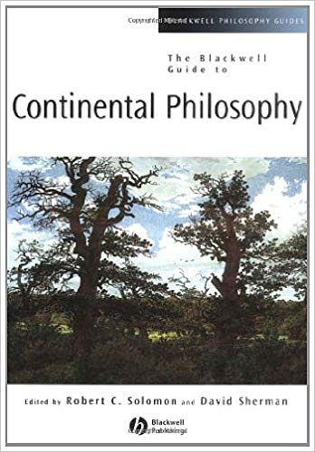 Cover Image for The Blackwell Guide to Continental Philosophy