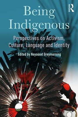 Being Indigenous book cover