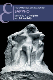 Cover Image for The Cambridge Companion to Sappho