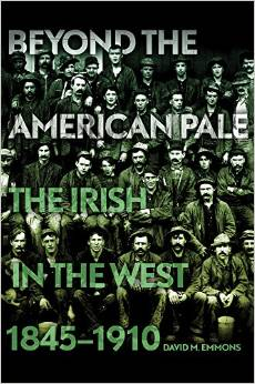 Cover Image for Beyond the American Pale: The Irish in the West, 1845-1910
