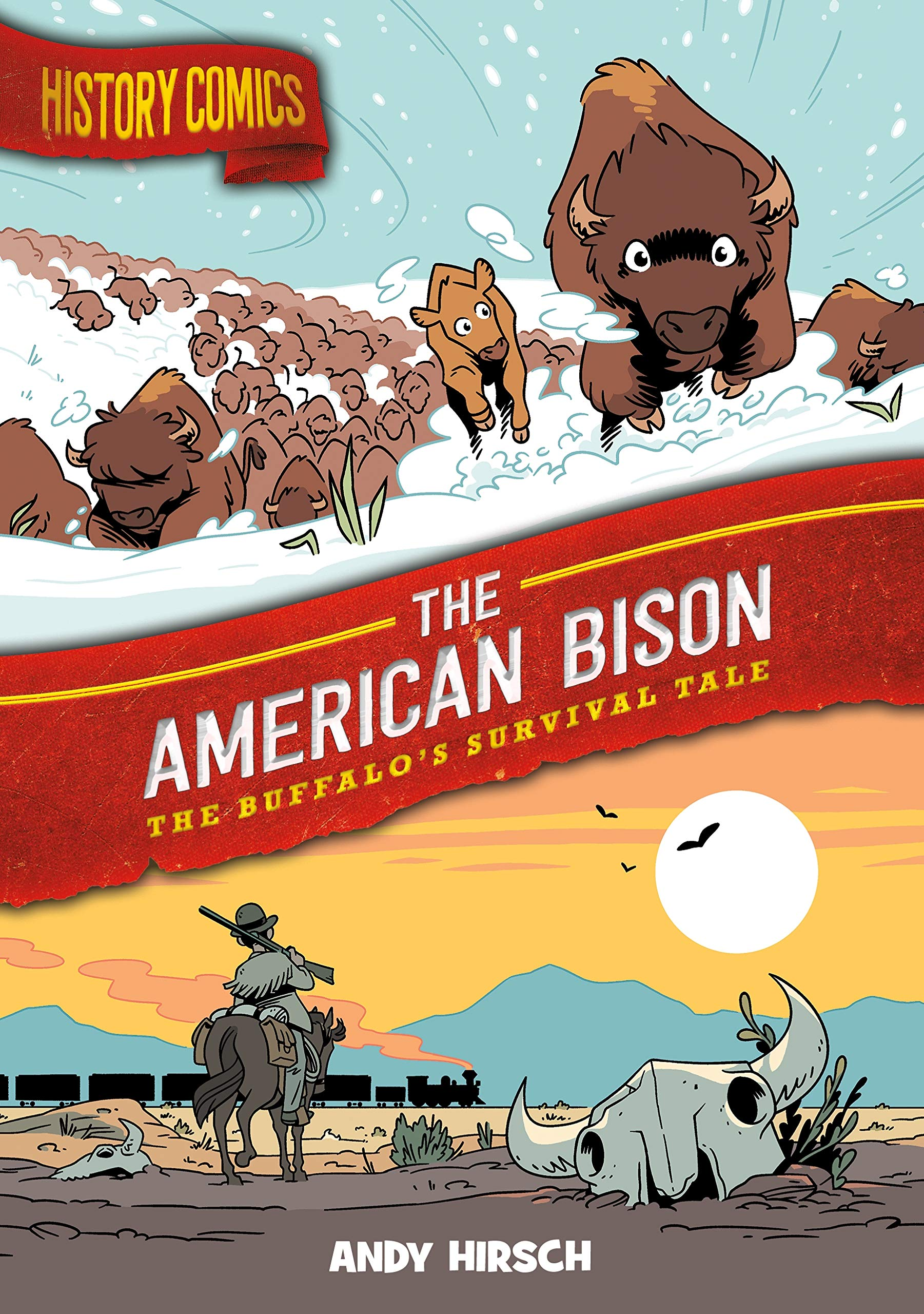 American Bison Cover art