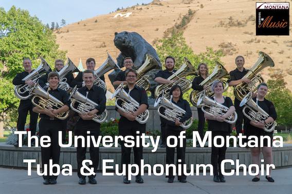 Um Tuba & Euphonium Choir Picture