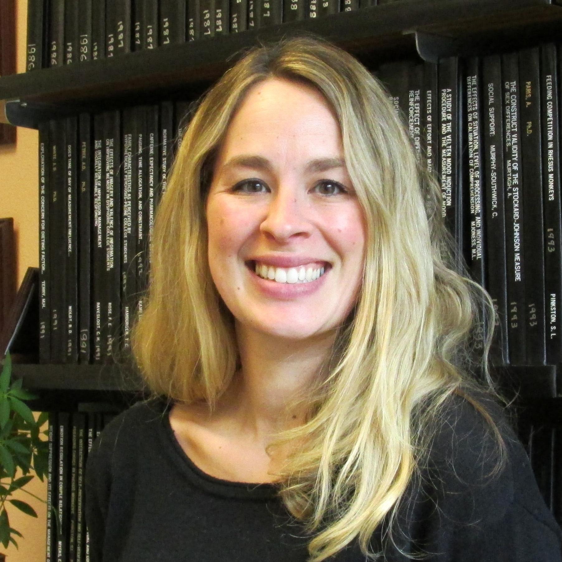 Nicole McCray, Ph.D.